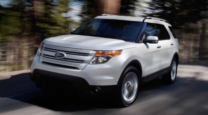 フォード・ジャパン、エクスプローラーLIMITED EcoBoost限定200台発売