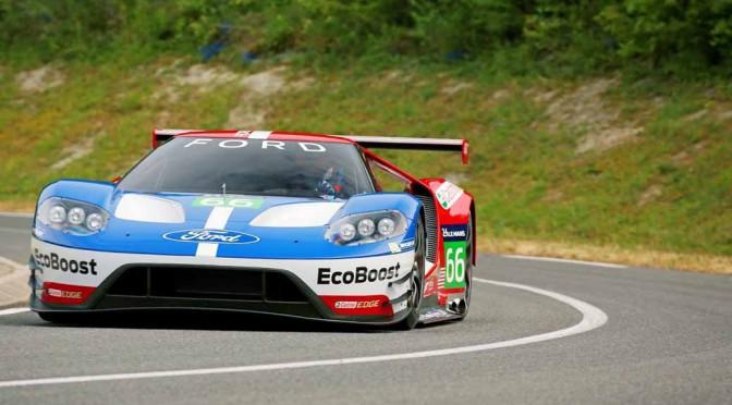 フォード、来年度のル・マン24時間耐久レースに参戦宣言