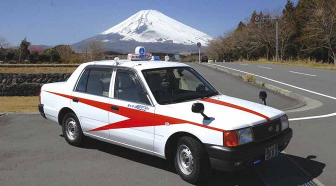LINE TAXI静岡東部へ拡大、富士急伊豆タクシーが導入