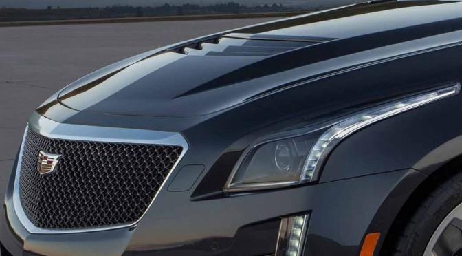 GMジャパン、スポーツセダン新型「キャデラックCTS-V」の軽量化概要を公表