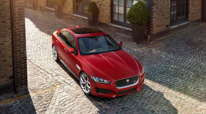 ユーロNCAP、ジャガー「XE」が最も安全な車として認定。搭載機能が評価に反映される