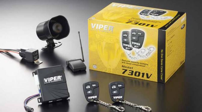加藤電機、エントリー層向け自動車盗難防止装置「VIPER7301V」を発売