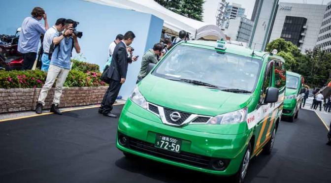 国土交通省、タクシーの車両基準を緩和