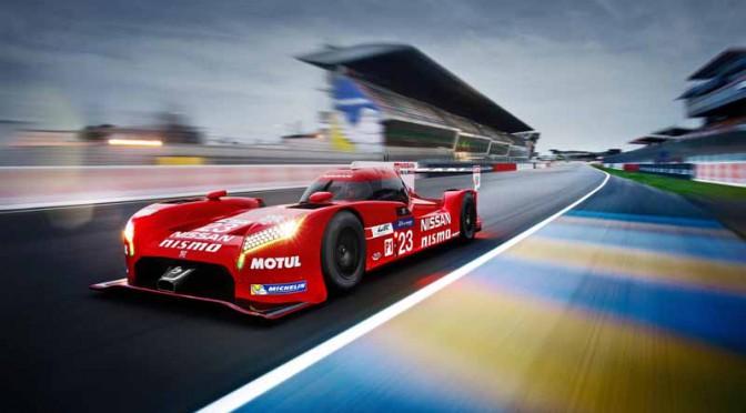 日産、グローバル本社ギャラリーでル・マン24時間レースのパブリックビューイング開催