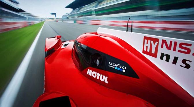 日産GT-R LM NISMO、ル・マン公式テストで初走行を公開