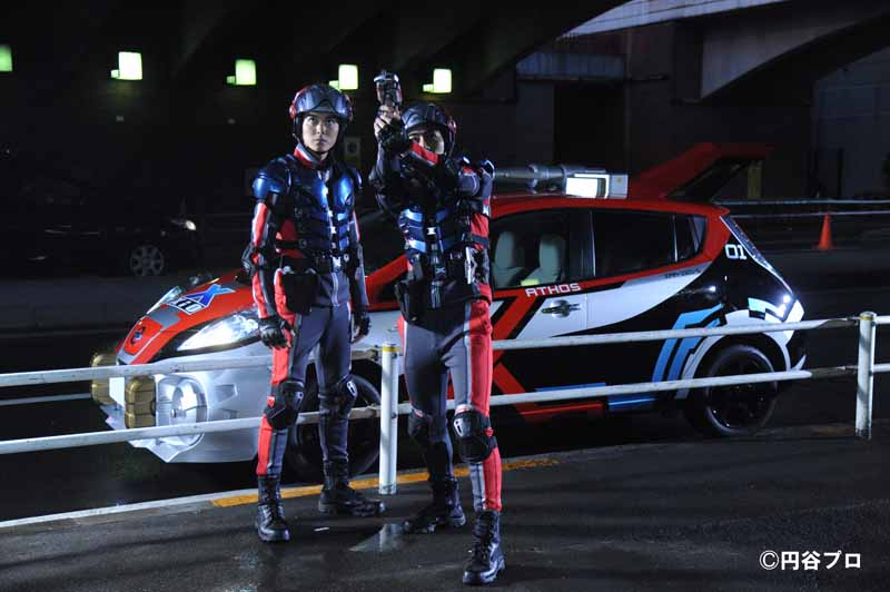 nissan-the-vehicle-sponsor-of-the-tv-series-ultraman-x20150615-1-min