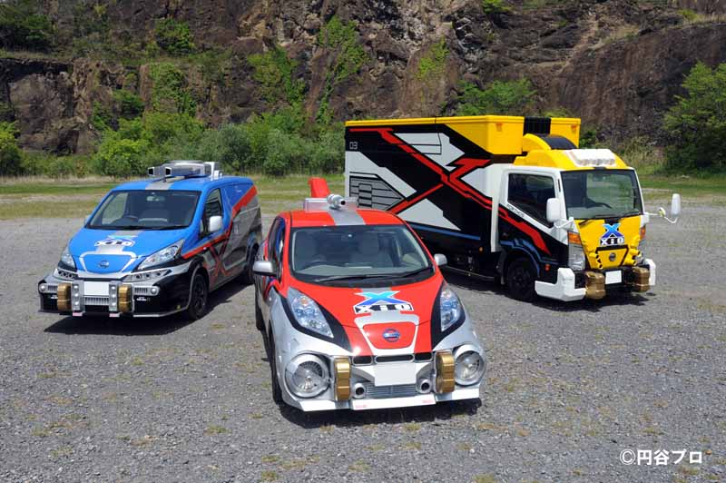 nissan-the-vehicle-sponsor-of-the-tv-series-ultraman-x20150615-2-min
