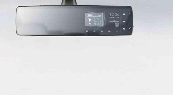 パイオニア、LTE通信モジュール搭載のミラー型テレマティクス端末を発売