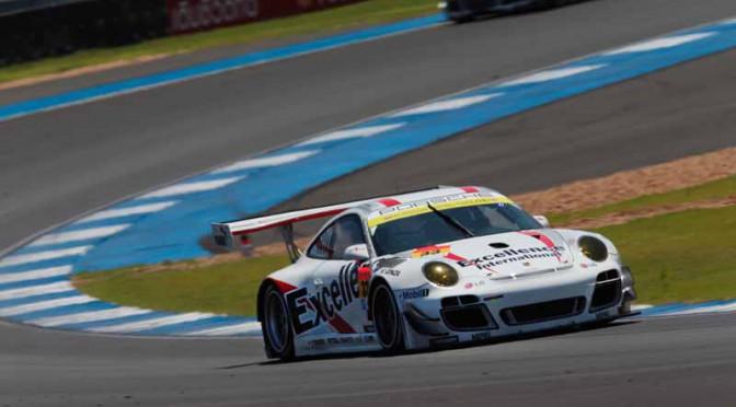 ポルシェ、911 GT3R が灼熱のタイで今シーズン初ポイントを獲得