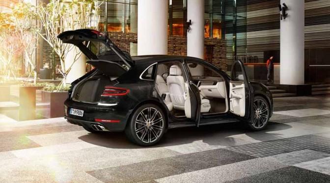 ポルシェ、2015年6月に全世界で約21,000台の新車を販売