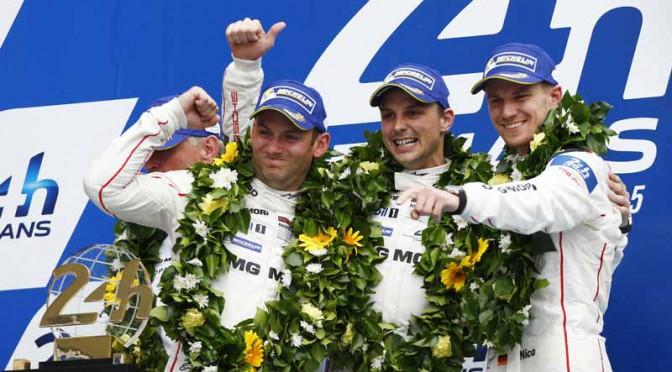 ポルシェ、ル・マン24時間レース後のチームコメント