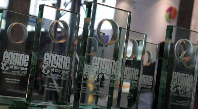 PSA、PureTech3気筒ターボエンジン、International Engine of the Year for2015受賞