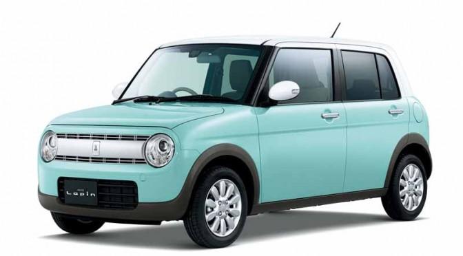 スズキ、新型軽乗用車「アルト ラパン」を発売