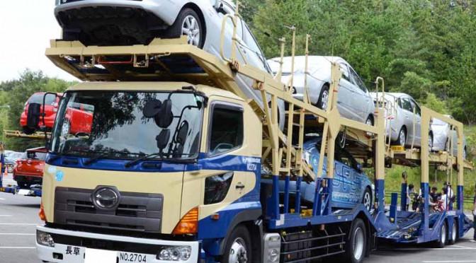 トヨタ博物館、企画展「はたらく自動車」を開催