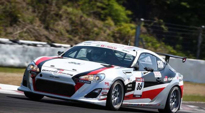 TOYOTA GAZOO Racing、スーパー耐久シリーズへの挑戦者を決定