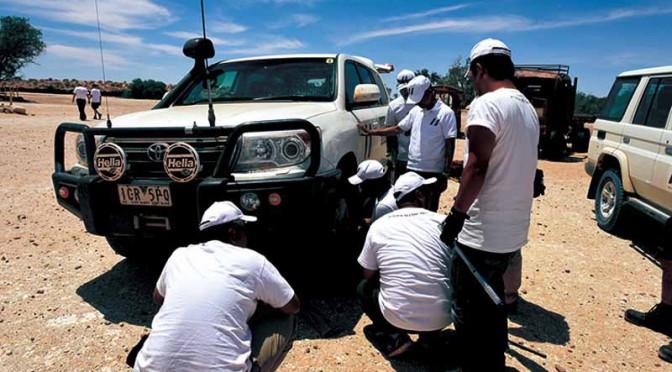 トヨタ自動車、もっといいクルマづくりを目指し北米走破プロジェクトを開始