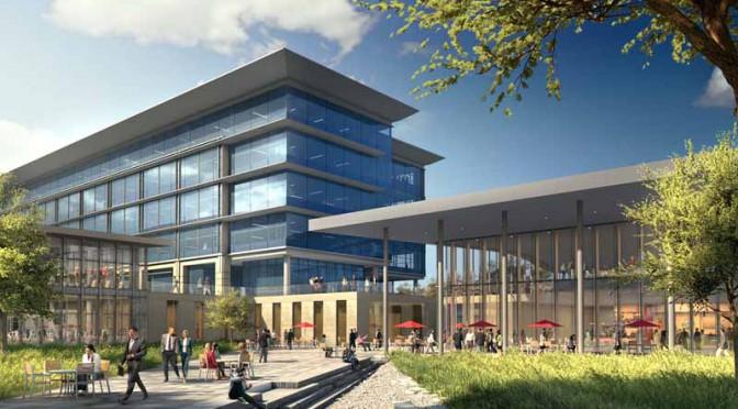 トヨタ、北米新本社屋の完成予想図を公開