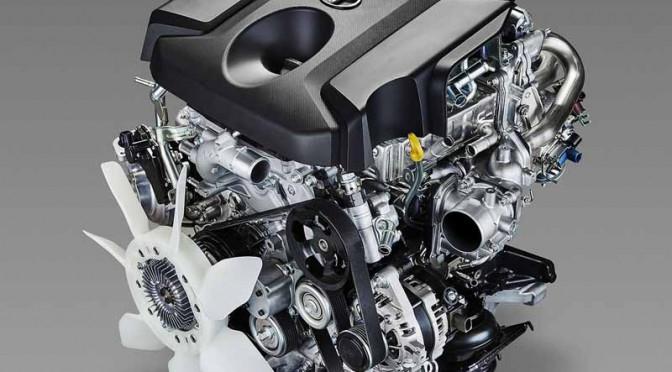 トヨタ、新型2.8L直噴ターボディーゼルエンジンを開発