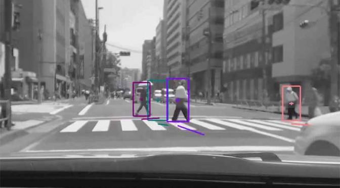 DeNAとロボットタクシーを設立したZMP、自動運転車開発のセンシングシステム販売開始