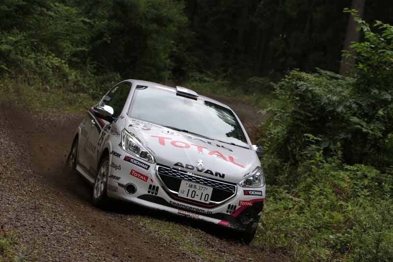all-japan-rally-round-5-arai-third-win-jn5-war-peugeot-208gti-retired20150726-5