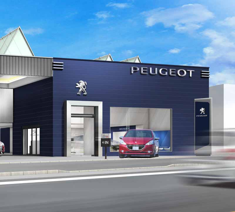 and-reopened-a-peugeot-dealer-peugeot-hachioji20150713-1