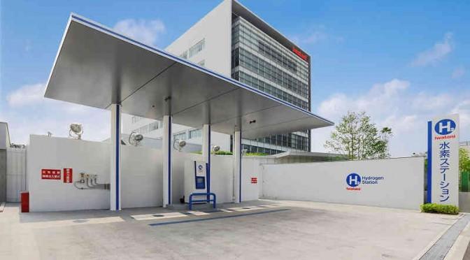 自動車メーカー3社、水素ステーションの整備促進に向けた支援内容を決定