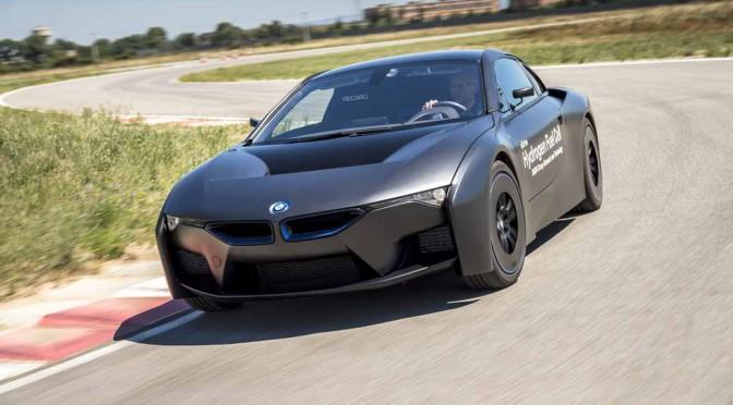 BMWが燃料電池車開発で取り組む未来のクルマ造り