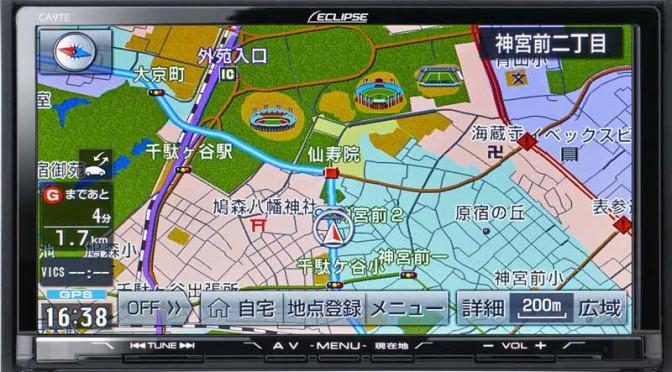 イクリプス、地図自動更新の「つながるナビ」マツダ店頭製品として採用