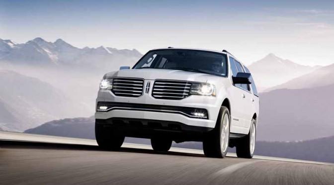 フォード・ジャパン、内外装デザインを刷新したSUV「リンカーン ナビゲーター」発売