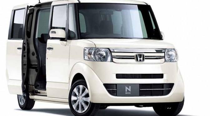 ホンダ、「N-BOX」と「N-BOX+」の特別仕様車を発売