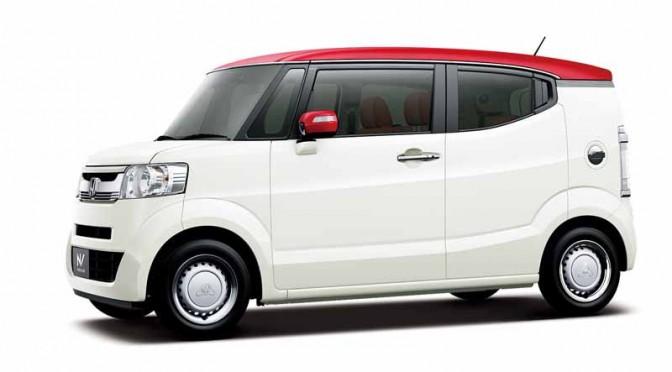ホンダN-BOX、2015年上半期軽四輪車新車販売台数No.1獲得