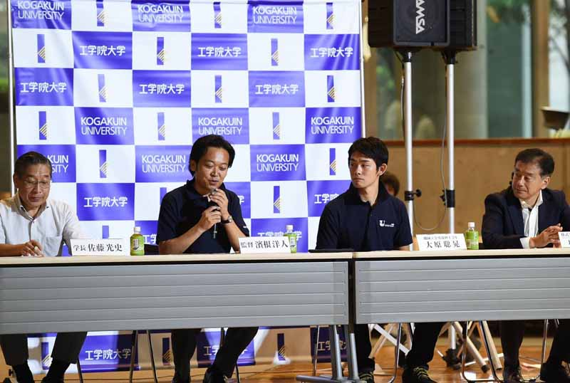 kogakuin-university-and-unveil-a-new-vehicle-owl-to-challenge-the-world-solar-challenge20150725-9