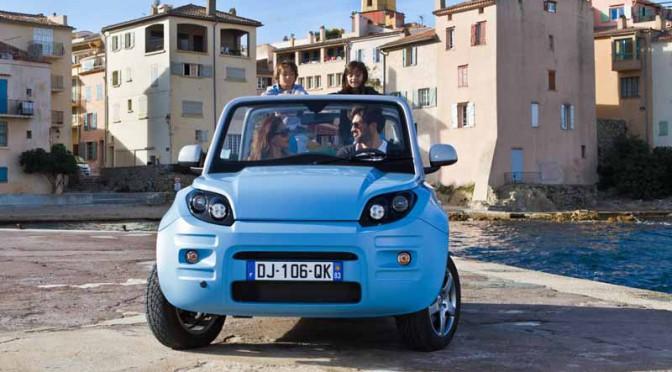 ライフスタイル訴求の新EV、Bluesummerいよいよ仏国内販売へ