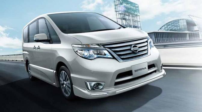 日産、セレナの特別仕様車3車種を発売
