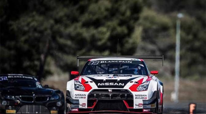 スパ24時間レース、日産の布陣はGTアカデミー勝者を含む国際的なラインナップに
