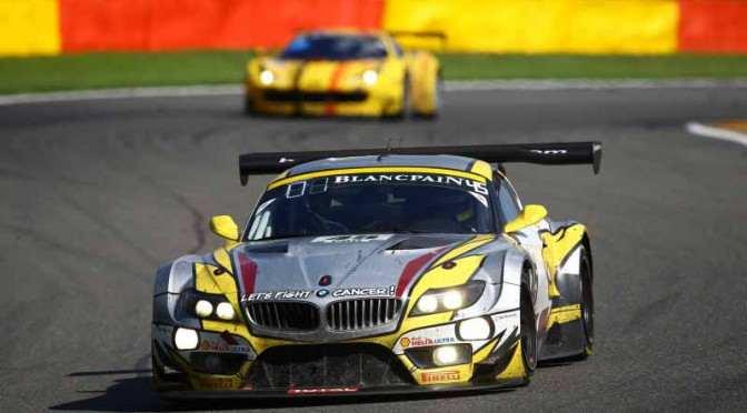 スパ24時間、BMWに栄冠。2台の日産GTアカデミーチームはポイント獲得
