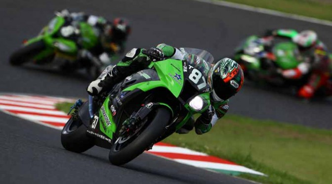 suzuka-8-official-qualifying-advanced-to-the-top-10-trial-of-the-25th-in-teamgreen-the-top-spot20150725-1