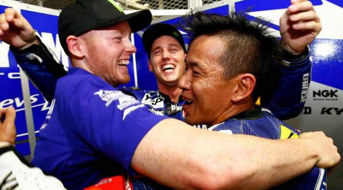 鈴鹿8耐決勝 、YAMAHA FACTORY RACING TEAMの公式コメント発表