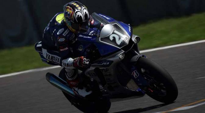 鈴鹿8耐タイヤメーカーテスト、YAMAHA FACTORYはトップタイムで最終テスト終了