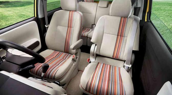 トヨタ紡織、洗濯可能な自動車用ウォッシャブルカバーシートを新開発