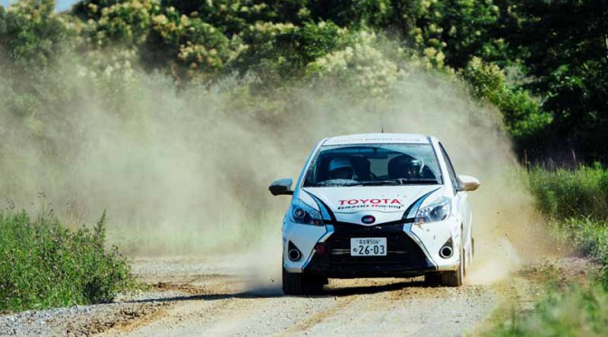 トヨタ、GAZOO Racingの凄腕技能養成部、全日本ラリーにヴィッツGRMNターボを投入