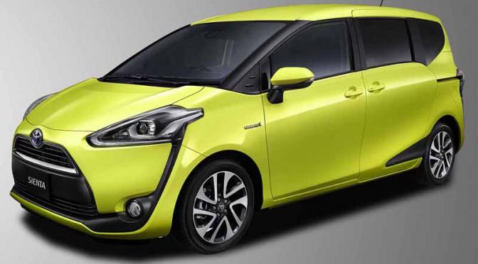 ヨコハマタイヤがトヨタ新型「シエンタ」に新車装着