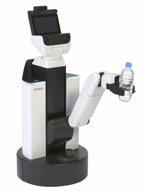 toyota-technology-development-community-launch-of-the-life-support-robot20150716-2