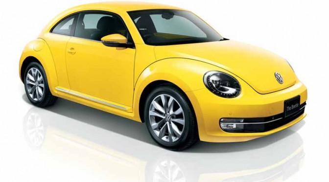 フォルクスワーゲン、ビートル生誕77周年記念のThe Beetle追加