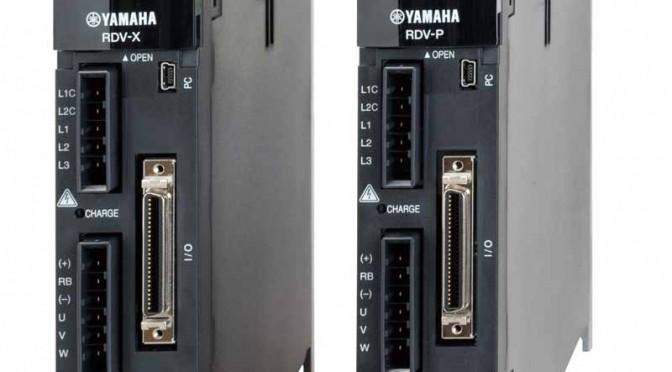 ヤマハ発動機、生産機器PHASERシリーズのロボットドライバ「RDV-X」「RDV-P」新発売