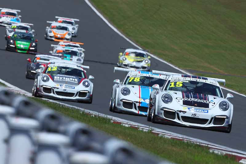 2015-porsche-carrera-cup-japan-round-8-8-game-winning-streak-from-4