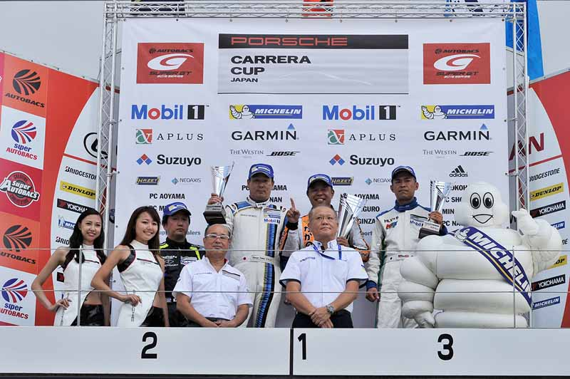 2015-porsche-carrera-cup-japan-round-8-8-game-winning-streak-from-6