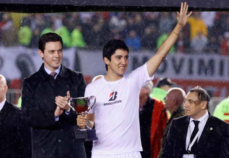 2015-season-finals-awards-ceremony-of-the-bridgestone-copa-libertadores-is-held20150822-2