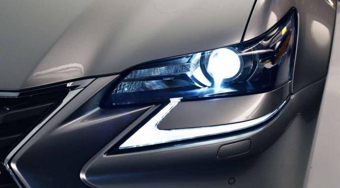 2016 Lexus GS 200t、モントレー・カーウィークエンドで米・公式デビュー