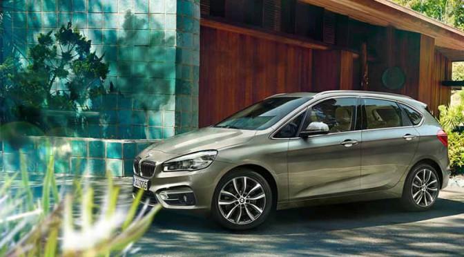 BMW 、1シリーズ、2シリーズ・アクティブ ツアラー、同グラン ツアラー価格改定